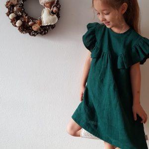 šaty pre dievčatká